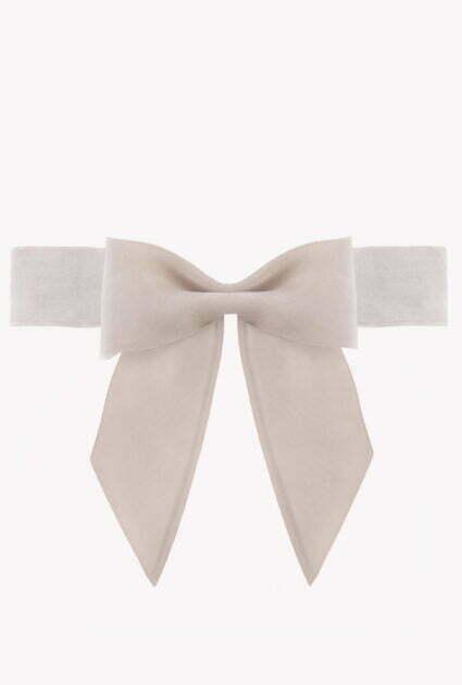 Nude Bow Belt