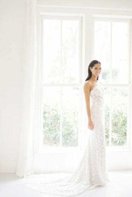Mariana in Odesa dress
