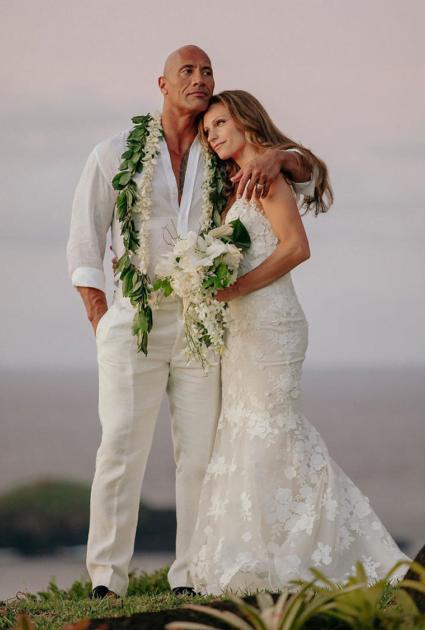 Lauren Harian wearing Verona gown